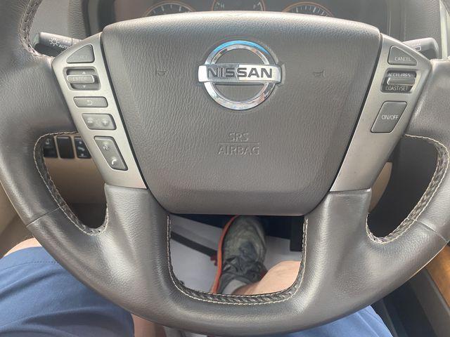 2014 Nissan Armada